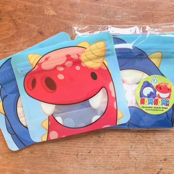 reusable snack bag pack
