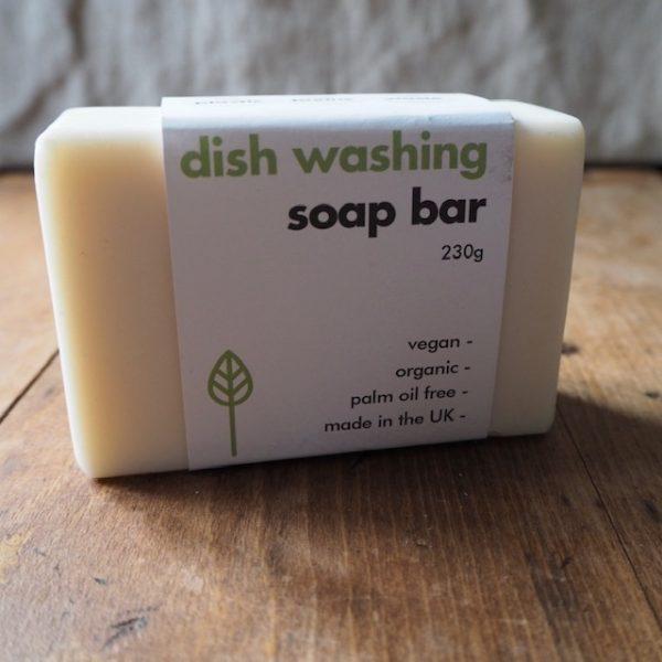 Dishwashing soap bar (unscented)