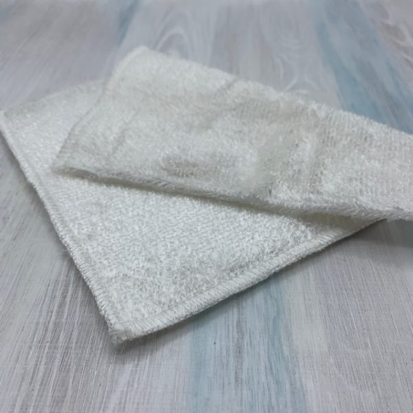 Bamboo dishcloth