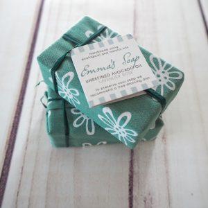 Lavender rose avocado oil soap