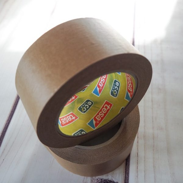 Paper packaging tape Paper packaging tape eco friendly parcel tape