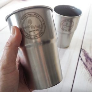 stainless steel cups Eco Friendly gifts