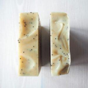 Natural vegan soap bar