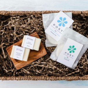 Eco hair care box