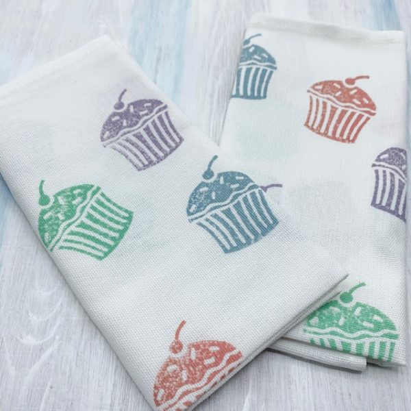 Reusable napkins pack