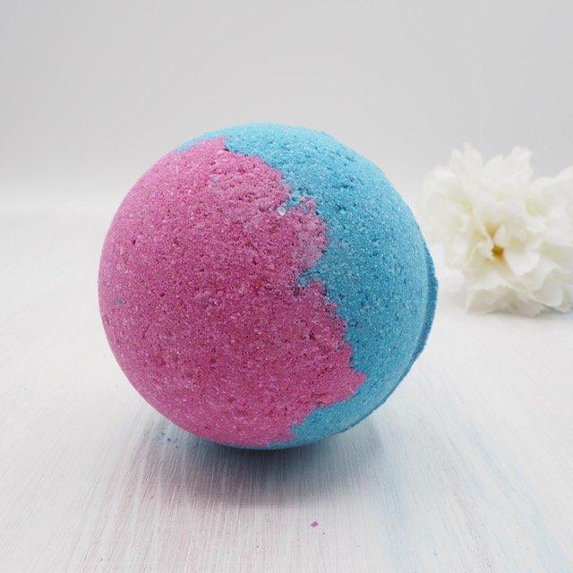 Jumbo bath bombs
