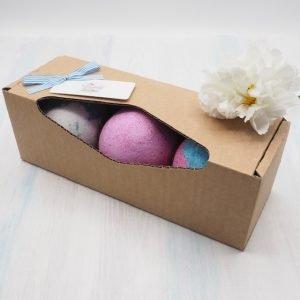 Eco Bath bomb gift