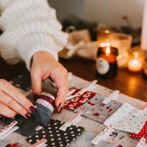 Advent calendar/Stocking filler gifts