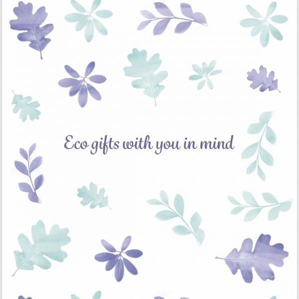Eco gift boxes
