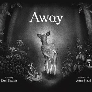 children's eco book 'Away'
