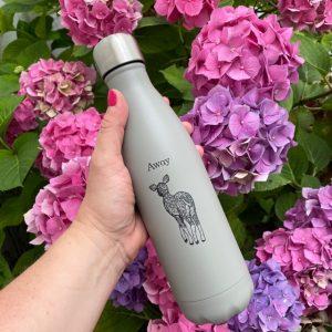 reusable drinks bottle
